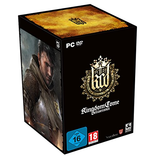 Kingdom Come Deliverance - Collectors Edition - [PlayStation 4]
