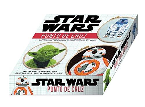 Star Wars Punto de cruz (Kits Cúpula) por John Lohman