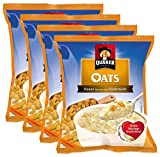 #7: Hypercity Combo - Quaker Oats Kesar and Kishmish, 40g (Buy 3 Get 1, 4 Pieces) Promo Pack