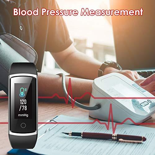 Zoom IMG-2 chereeki fitness tracker orologio braccialetto