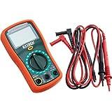 Extech EX310 9 Function Mini MultiMeter + Non-Contact Voltage Detector by Extech