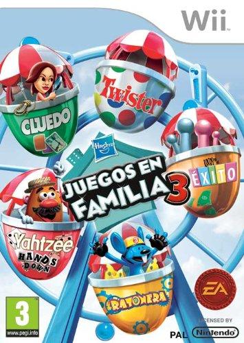 Hasbro Juegos en Familia 3 [Spanisch Import] (Video De Wii Juego)