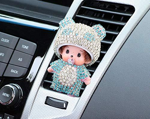 SGXDMxx Cartoon Auto Parfüm Auto Parfüm Auto Klimaanlage Anhänger Auto Dekoration Luftauslass Parfüm Clip Ornament @ 21 -
