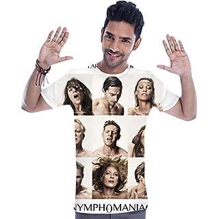 Nymphomaniac Movie Poster T-shirt XX-Large