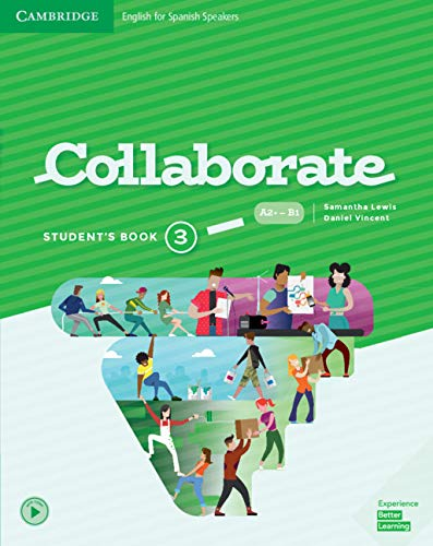 Collaborate Level 3 Student's Book