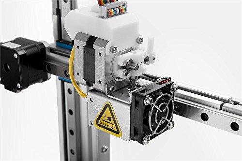 Cetus 3D Drucker MKII verlängert - 5
