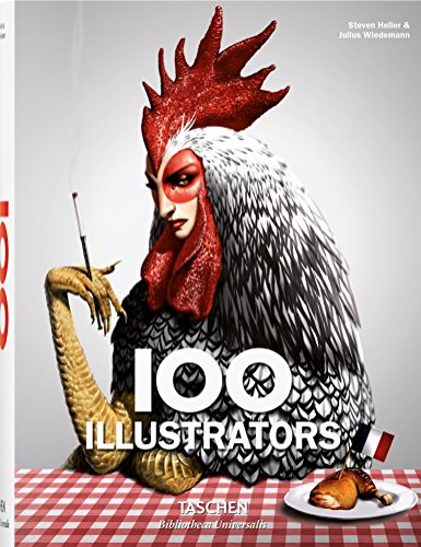 100 illustrators
