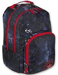 CONVERSE Schulrucksack ALL IN LG Schulranzen Notebook Rucksack Converse Navy Wash Print