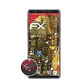 atFolix Schutzfolie passend für Samsung Galaxy Note 9 Front Cover Folie, entspiegelnde & Flexible FX Bildschirmschutzfolie (3X)