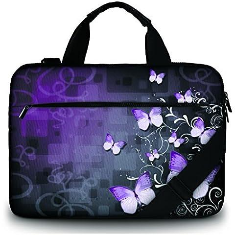 MySleeveDesign Borsa porta notebook e laptop -