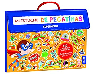 Auzou creatife- Pegatinas, Sticker, Multicolor (86553)