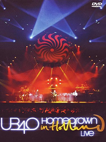 UB 40 - Homegrown in Holland: Live (Dvd Ub40)