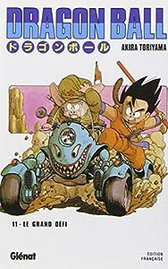 Dragon Ball Nouvelle édition Tome 11