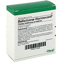 Belladonna Homaccord Ampullen 10 stk preisvergleich bei billige-tabletten.eu