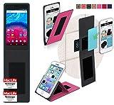 reboon Hülle für Archos Core 50 Tasche Cover Case Bumper | Pink | Testsieger