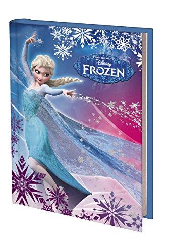 Giochi preziosi - frozen diario scuola 10 mesi, formato standard, grafiche assortite