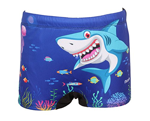 Mitushi Products Boy's Swim Shorts SHARK (18-24 Months)