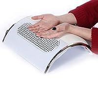 PetHot 220V Nail Vacuum Cleaner Manicure Dust 3 Fans Collector Suction Fingernail Art