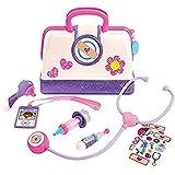 Disney Junior – Docteur La Peluche – Doctor's Bag Set – Valisette + Accessoires