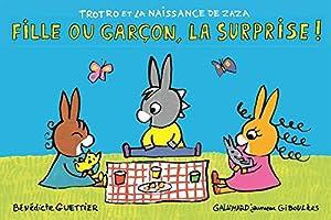 """Afficher """"Trotro et la naissance de Zaza<br /> Fille ou garçon, la surprise !"""""""