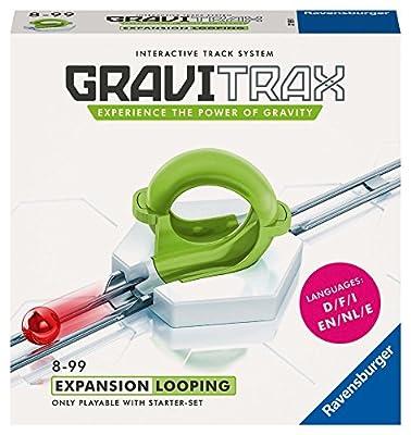 Ravensburger GraviTrax : Looping Circuit, Billes, Jeu de Construction, 27599