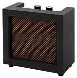 Rocktile - Amplificador para guitarra (2 canales: limpio/distorsionado, afinador incorporado, 3 W RMS, 9 V), color negro