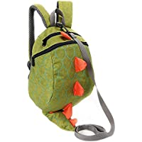 Children's Safety Harness Backpacks Girl Boys Baby Anti-lost Package Dinosaur Bags
