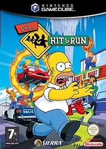 The Simpsons Car Racing Games