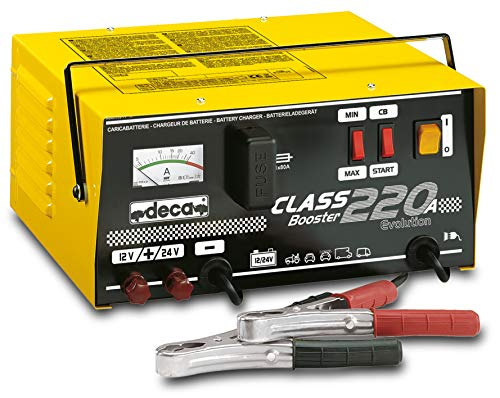 DECA 0400206 CARICABATTERIA Class Booster 220A