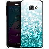 Samsung Galaxy A3 (2016) Housse Étui Protection Coque Paillettes Brillance Bling-bling