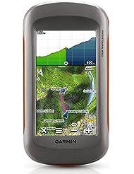 """Garmin Montana 650 GPS-Handgerät mit wasserdichtem 4"""" (10,2 cm) Touchscreen, Straßennavigation mit Sprachausgabe und ActiveRouting"""