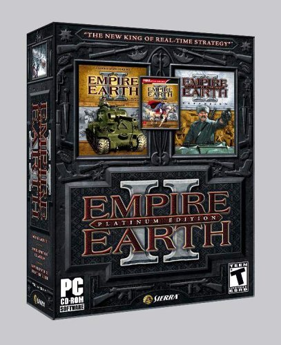 empire earth 2 Empire Earth II 2 Platinum Edition
