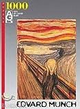 Puzzle Editions Ricordi 1000 pezzi - L'URLO (Munch)