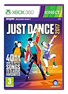 Just Dance 2017 (Xbox 360) (B01IBJ3GZC) | Amazon price tracker / tracking, Amazon price history charts, Amazon price watches, Amazon price drop alerts