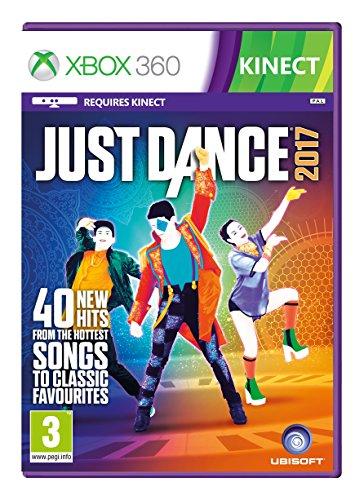 JUST DANCE 2017 IMPORTACION INGLESA