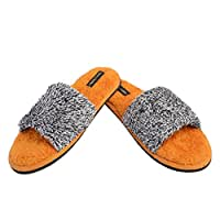 d8370eca7d50 futro z królika Carpet Slippers Multi Colour Size UK India 39
