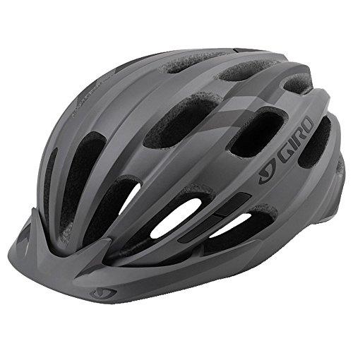 Giro Register Fahrrad Helm Gr. 54-61cm grau 2018