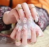 Künstliche Fingernägel False Nail Tips Fake Nails