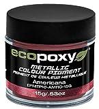 Ecopoxy Pigment metálico, Americana, 15g