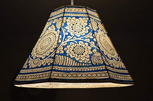 Monsun Floral Deckenleuchte Schatten   handbemalt Deckenleuchte   Deckenleuchte   Deckenleuchten  ...