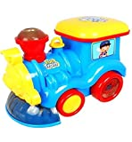 Best Toys For A 2 Year Old Boys - Vivir Bump and Go Musical Engine Train Review