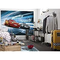 Fototapeten XL Tapete Auto Motorrad Autorennen mit Kleister Des-6