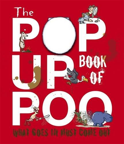 The Pop-up Book of Poo Cover Image