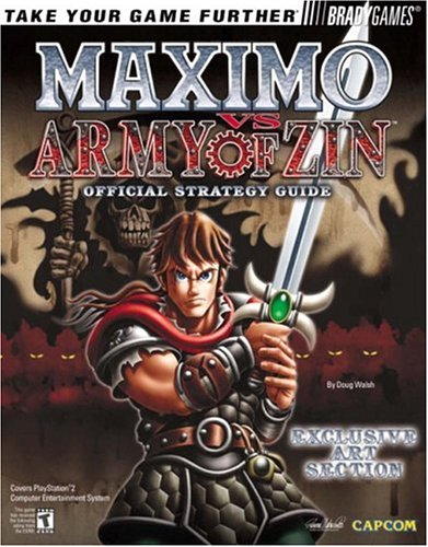 Maximo(tm) vs Army of Zin(tm) Official Strategy Guide (Brady Games) (2-maximo Playstation)