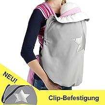 snugbag *clip* Tragecover & Tasche in einem - winddichtes, wasserabweisendes Fleece