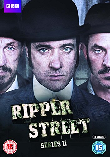 Ripper Street - Series 2 (3 DVDs)