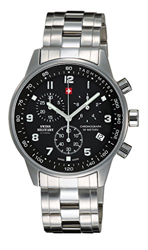 518PABjt0vL - Swiss Military SM34012.01 By Chrono Mens watch