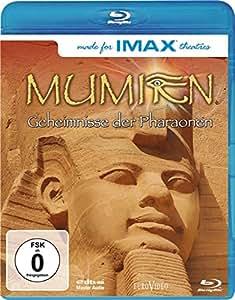 IMAX: Mumien - Geheimnisse der Pharaonen [Blu-ray]