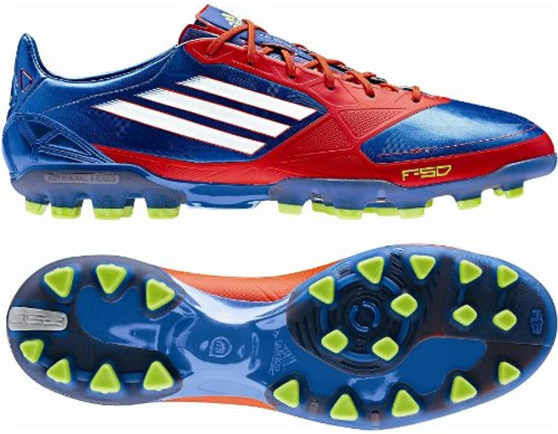 V20271|Adidas F50 adizero TRX AG Prime Blue|47 1/3 UK 12