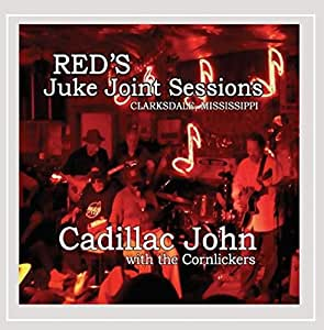 Reds Juke Joint Sessions Vol.1 [Import allemand]